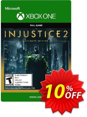 Injustice 2 Ultimate Edition Xbox One discount coupon Injustice 2 Ultimate Edition Xbox One Deal - Injustice 2 Ultimate Edition Xbox One Exclusive Easter Sale offer for iVoicesoft