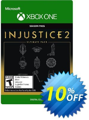 Injustice 2 Ultimate Pack Xbox One discount coupon Injustice 2 Ultimate Pack Xbox One Deal - Injustice 2 Ultimate Pack Xbox One Exclusive Easter Sale offer for iVoicesoft