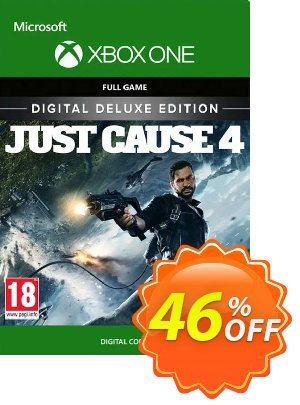 Just Cause 4 Deluxe Edition Xbox One discount coupon Just Cause 4 Deluxe Edition Xbox One Deal - Just Cause 4 Deluxe Edition Xbox One Exclusive Easter Sale offer for iVoicesoft