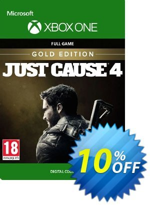 Just Cause 4 Gold Edition Xbox One 優惠券,折扣碼 Just Cause 4 Gold Edition Xbox One Deal,促銷代碼: Just Cause 4 Gold Edition Xbox One Exclusive Easter Sale offer for iVoicesoft