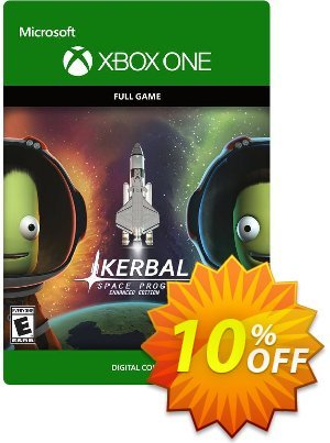 Kerbal Space Program Enhanced Edition Xbox One 프로모션 코드 Kerbal Space Program Enhanced Edition Xbox One Deal 프로모션: Kerbal Space Program Enhanced Edition Xbox One Exclusive Easter Sale offer for iVoicesoft