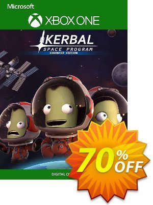 Kerbal Space Program Enhanced Edition Xbox One (UK) discount coupon Kerbal Space Program Enhanced Edition Xbox One (UK) Deal - Kerbal Space Program Enhanced Edition Xbox One (UK) Exclusive Easter Sale offer for iVoicesoft