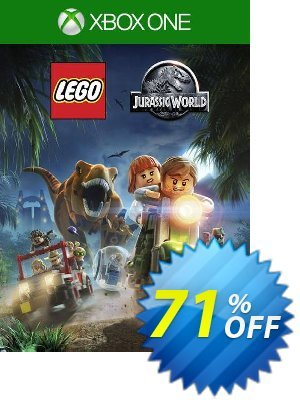 LEGO Jurassic World Xbox One (UK) 프로모션 코드 LEGO Jurassic World Xbox One (UK) Deal 프로모션: LEGO Jurassic World Xbox One (UK) Exclusive Easter Sale offer for iVoicesoft