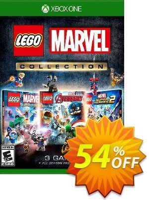 LEGO Marvel Collection Xbox One (UK) 프로모션 코드 LEGO Marvel Collection Xbox One (UK) Deal 프로모션: LEGO Marvel Collection Xbox One (UK) Exclusive Easter Sale offer for iVoicesoft