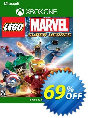 LEGO Marvel Super Heroes Xbox One (UK) discount coupon LEGO Marvel Super Heroes Xbox One (UK) Deal - LEGO Marvel Super Heroes Xbox One (UK) Exclusive Easter Sale offer for iVoicesoft