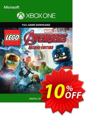 Lego Marvel's Avengers: Deluxe Edition Xbox One discount coupon Lego Marvel's Avengers: Deluxe Edition Xbox One Deal - Lego Marvel's Avengers: Deluxe Edition Xbox One Exclusive Easter Sale offer for iVoicesoft