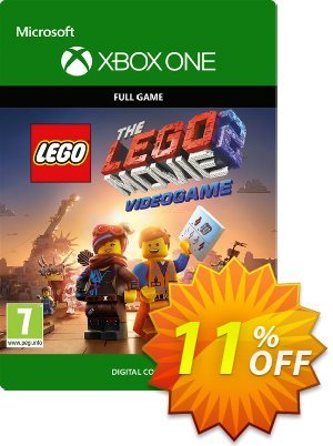 Lego Movie 2 The Video Game Xbox One 優惠券,折扣碼 Lego Movie 2 The Video Game Xbox One Deal,促銷代碼: Lego Movie 2 The Video Game Xbox One Exclusive Easter Sale offer for iVoicesoft