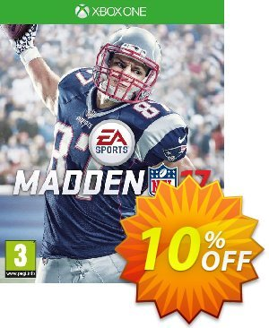 Madden NFL 17 (Xbox One) discount coupon Madden NFL 17 (Xbox One) Deal - Madden NFL 17 (Xbox One) Exclusive Easter Sale offer for iVoicesoft