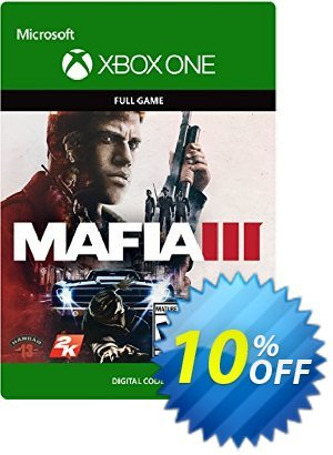 Mafia III 3 Xbox One 프로모션 코드 Mafia III 3 Xbox One Deal 프로모션: Mafia III 3 Xbox One Exclusive Easter Sale offer for iVoicesoft