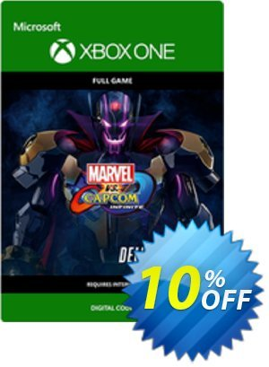 Marvel vs. Capcom Infinite - Deluxe Edition Xbox One 優惠券,折扣碼 Marvel vs. Capcom Infinite - Deluxe Edition Xbox One Deal,促銷代碼: Marvel vs. Capcom Infinite - Deluxe Edition Xbox One Exclusive Easter Sale offer for iVoicesoft