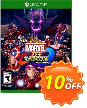 Marvel vs. Capcom Infinite - Standard Edition Xbox One discount coupon Marvel vs. Capcom Infinite - Standard Edition Xbox One Deal - Marvel vs. Capcom Infinite - Standard Edition Xbox One Exclusive Easter Sale offer for iVoicesoft