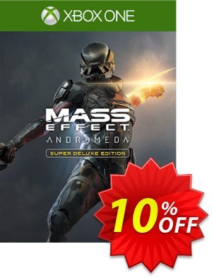 Mass Effect Andromeda Super Deluxe Edition Xbox One Coupon discount Mass Effect Andromeda Super Deluxe Edition Xbox One Deal. Promotion: Mass Effect Andromeda Super Deluxe Edition Xbox One Exclusive Easter Sale offer for iVoicesoft