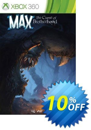 Max: The Curse of Brotherhood Xbox 360 - Digital Code discount coupon Max: The Curse of Brotherhood Xbox 360 - Digital Code Deal - Max: The Curse of Brotherhood Xbox 360 - Digital Code Exclusive Easter Sale offer for iVoicesoft