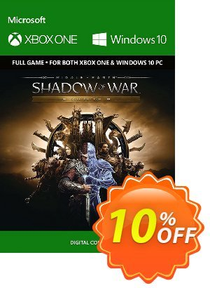 Middle-Earth: Shadow of War Gold Edition Xbox One / PC discount coupon Middle-Earth: Shadow of War Gold Edition Xbox One / PC Deal - Middle-Earth: Shadow of War Gold Edition Xbox One / PC Exclusive Easter Sale offer for iVoicesoft