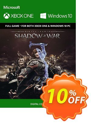 Middle-Earth: Shadow of War Xbox One / PC discount coupon Middle-Earth: Shadow of War Xbox One / PC Deal - Middle-Earth: Shadow of War Xbox One / PC Exclusive Easter Sale offer for iVoicesoft