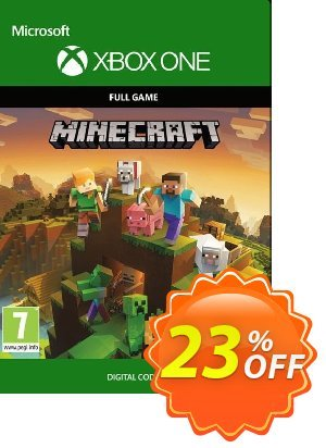 Minecraft Master Collection Xbox One discount coupon Minecraft Master Collection Xbox One Deal - Minecraft Master Collection Xbox One Exclusive Easter Sale offer for iVoicesoft