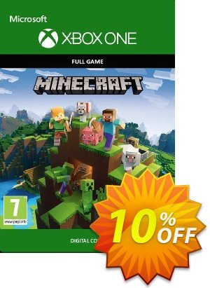 Minecraft Starter Collection Xbox One discount coupon Minecraft Starter Collection Xbox One Deal - Minecraft Starter Collection Xbox One Exclusive Easter Sale offer for iVoicesoft