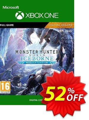 Monster Hunter World: Iceborne - Master Edition Deluxe Xbox One (UK) 優惠券,折扣碼 Monster Hunter World: Iceborne - Master Edition Deluxe Xbox One (UK) Deal,促銷代碼: Monster Hunter World: Iceborne - Master Edition Deluxe Xbox One (UK) Exclusive Easter Sale offer for iVoicesoft