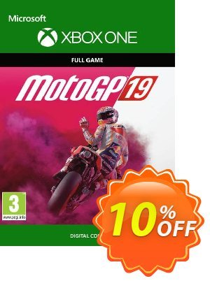 MotoGP 19 Xbox One discount coupon MotoGP 19 Xbox One Deal - MotoGP 19 Xbox One Exclusive Easter Sale offer for iVoicesoft