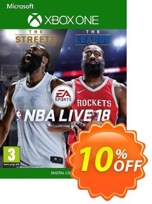 NBA Live 18 Xbox One discount coupon NBA Live 18 Xbox One Deal - NBA Live 18 Xbox One Exclusive Easter Sale offer for iVoicesoft