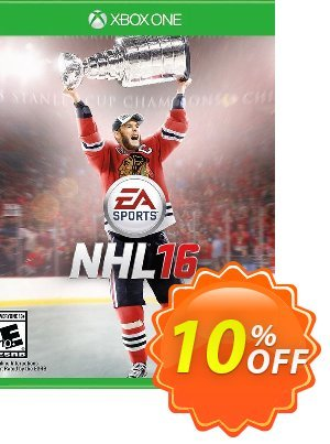 NHL 16 - Xbox One discount coupon NHL 16 - Xbox One Deal - NHL 16 - Xbox One Exclusive Easter Sale offer for iVoicesoft