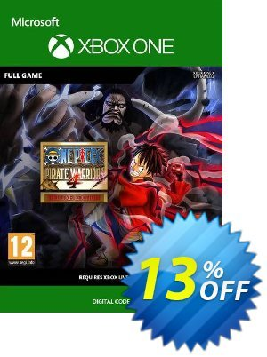One Piece: Pirate Warriors 4 - Deluxe Edition Xbox One discount coupon One Piece: Pirate Warriors 4 - Deluxe Edition Xbox One Deal - One Piece: Pirate Warriors 4 - Deluxe Edition Xbox One Exclusive Easter Sale offer for iVoicesoft