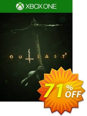 Outlast 2 Xbox One (UK) 優惠券,折扣碼 Outlast 2 Xbox One (UK) Deal,促銷代碼: Outlast 2 Xbox One (UK) Exclusive Easter Sale offer for iVoicesoft