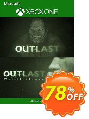 Outlast Bundle of Terror Xbox One (UK) 優惠券,折扣碼 Outlast Bundle of Terror Xbox One (UK) Deal,促銷代碼: Outlast Bundle of Terror Xbox One (UK) Exclusive Easter Sale offer for iVoicesoft