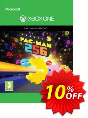Pac-Man 256 Xbox One 優惠券,折扣碼 Pac-Man 256 Xbox One Deal,促銷代碼: Pac-Man 256 Xbox One Exclusive Easter Sale offer for iVoicesoft