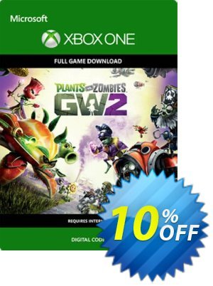 Plants Vs. Zombies Garden Warfare 2 Xbox One discount coupon Plants Vs. Zombies Garden Warfare 2 Xbox One Deal - Plants Vs. Zombies Garden Warfare 2 Xbox One Exclusive Easter Sale offer for iVoicesoft