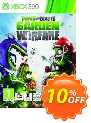 Plants Vs Zombies: Garden Warfare Xbox 360 - Digital Code discount coupon Plants Vs Zombies: Garden Warfare Xbox 360 - Digital Code Deal - Plants Vs Zombies: Garden Warfare Xbox 360 - Digital Code Exclusive Easter Sale offer for iVoicesoft