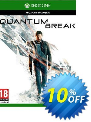 Quantum Break Xbox One - Digital Code 優惠券,折扣碼 Quantum Break Xbox One - Digital Code Deal,促銷代碼: Quantum Break Xbox One - Digital Code Exclusive Easter Sale offer for iVoicesoft