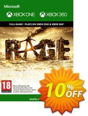 Rage Xbox 360 / Xbox One discount coupon Rage Xbox 360 / Xbox One Deal - Rage Xbox 360 / Xbox One Exclusive Easter Sale offer for iVoicesoft