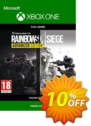 Tom Clancy's Rainbow Six Siege Advanced Edition Xbox One discount coupon Tom Clancy's Rainbow Six Siege Advanced Edition Xbox One Deal - Tom Clancy's Rainbow Six Siege Advanced Edition Xbox One Exclusive Easter Sale offer for iVoicesoft