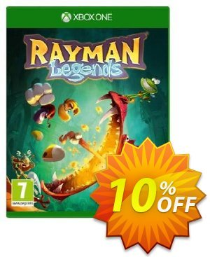 Rayman Legends Xbox One - Digital Code 優惠券,折扣碼 Rayman Legends Xbox One - Digital Code Deal,促銷代碼: Rayman Legends Xbox One - Digital Code Exclusive Easter Sale offer for iVoicesoft
