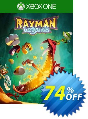 Rayman Legends Xbox One (UK) discount coupon Rayman Legends Xbox One (UK) Deal - Rayman Legends Xbox One (UK) Exclusive Easter Sale offer for iVoicesoft
