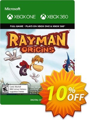 Rayman Origins - Xbox 360 / Xbox One 프로모션 코드 Rayman Origins - Xbox 360 / Xbox One Deal 프로모션: Rayman Origins - Xbox 360 / Xbox One Exclusive Easter Sale offer for iVoicesoft