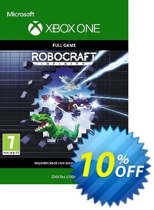Robocraft Infinity Xbox One discount coupon Robocraft Infinity Xbox One Deal - Robocraft Infinity Xbox One Exclusive Easter Sale offer for iVoicesoft