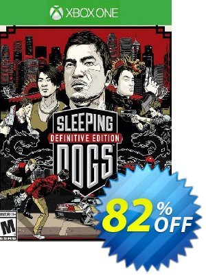 Sleeping Dogs Definitive Edition Xbox One (US) discount coupon Sleeping Dogs Definitive Edition Xbox One (US) Deal - Sleeping Dogs Definitive Edition Xbox One (US) Exclusive Easter Sale offer for iVoicesoft