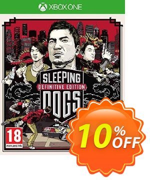 Sleeping Dogs Definitive Limited Edition Xbox One - Digital Code discount coupon Sleeping Dogs Definitive Limited Edition Xbox One - Digital Code Deal - Sleeping Dogs Definitive Limited Edition Xbox One - Digital Code Exclusive Easter Sale offer for iVoicesoft