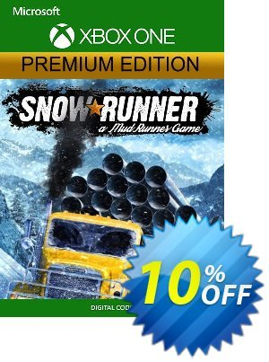 SnowRunner - Premium Edition Xbox One (UK) 優惠券,折扣碼 SnowRunner - Premium Edition Xbox One (UK) Deal,促銷代碼: SnowRunner - Premium Edition Xbox One (UK) Exclusive Easter Sale offer for iVoicesoft