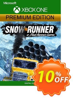 SnowRunner - Premium Edition Xbox One (US) discount coupon SnowRunner - Premium Edition Xbox One (US) Deal - SnowRunner - Premium Edition Xbox One (US) Exclusive Easter Sale offer for iVoicesoft
