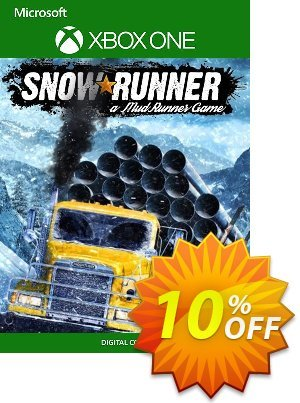 SnowRunner Xbox One (UK) discount coupon SnowRunner Xbox One (UK) Deal - SnowRunner Xbox One (UK) Exclusive Easter Sale offer for iVoicesoft