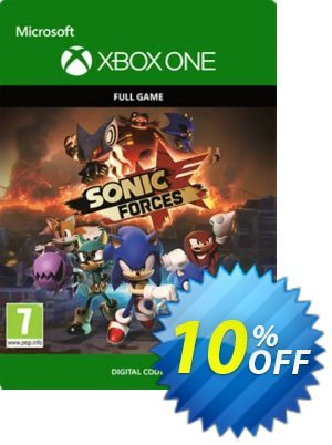 Sonic Forces Xbox One 프로모션 코드 Sonic Forces Xbox One Deal 프로모션: Sonic Forces Xbox One Exclusive Easter Sale offer for iVoicesoft