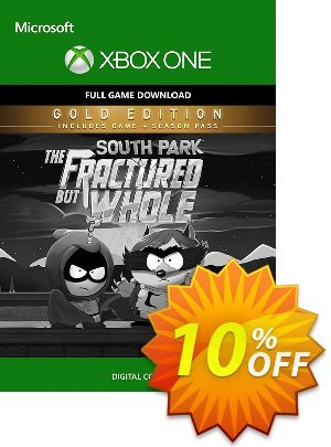 South Park: The Fractured but Whole Digital Gold Edition Xbox One discount coupon South Park: The Fractured but Whole Digital Gold Edition Xbox One Deal - South Park: The Fractured but Whole Digital Gold Edition Xbox One Exclusive Easter Sale offer for iVoicesoft