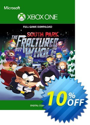South Park: The Fractured but Whole Xbox One discount coupon South Park: The Fractured but Whole Xbox One Deal - South Park: The Fractured but Whole Xbox One Exclusive Easter Sale offer for iVoicesoft
