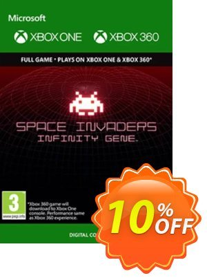 Space Invaders Infinity Gene Xbox 360 / Xbox One discount coupon Space Invaders Infinity Gene Xbox 360 / Xbox One Deal - Space Invaders Infinity Gene Xbox 360 / Xbox One Exclusive Easter Sale offer for iVoicesoft