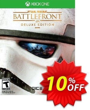 Star Wars Battlefront Deluxe Edition Xbox One - Digital Code discount coupon Star Wars Battlefront Deluxe Edition Xbox One - Digital Code Deal - Star Wars Battlefront Deluxe Edition Xbox One - Digital Code Exclusive Easter Sale offer for iVoicesoft