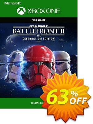 Star Wars Battlefront II 2 - Celebration Edition Xbox One (UK) 優惠券,折扣碼 Star Wars Battlefront II 2 - Celebration Edition Xbox One (UK) Deal,促銷代碼: Star Wars Battlefront II 2 - Celebration Edition Xbox One (UK) Exclusive Easter Sale offer for iVoicesoft