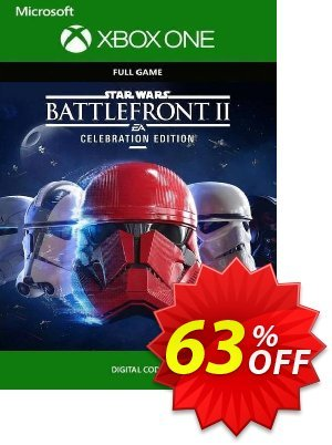 Star Wars Battlefront II 2 - Celebration Edition Xbox One (UK) discount coupon Star Wars Battlefront II 2 - Celebration Edition Xbox One (UK) Deal - Star Wars Battlefront II 2 - Celebration Edition Xbox One (UK) Exclusive Easter Sale offer for iVoicesoft